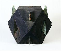 El cuboctaedro: reloj de sol, arte, adorno, .... ¡¡alegrando la vida!! | Matemolivar