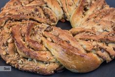 White chocolate bread and hazelnut coronary by Memw on 500px