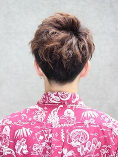 束感がかっこいい大人気クラウドマッシュ | 青山・表参道の美容室 mazele hairのメンズヘアスタイル | Rasysa(らしさ)