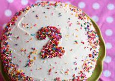 Bilderesultat for number 1 birthday cake