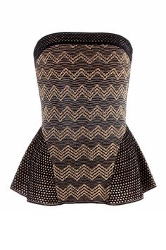 #MMissoni | Chevrons Lurex Top | Spring 2014 Collection- WANT!!!!