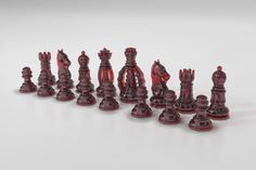 Chess - Classic Set by SteedMaker.