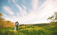 Love is an open field, blue skies, sunshine, and you... #mauiwedding #weddingphotography #forestwedding #annakimphotography