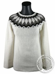 Love the design - the sweater was great but rather expensive.