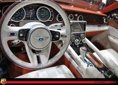 Bentley SUV Concept Interior