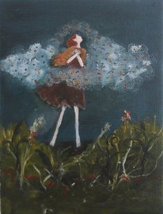 RESERVED The Wild Thing's Soul Custom fairy tale by EverywomanArt, $75.00