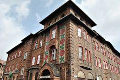 Nikiszowiec in Katowice by Cristóbal del Castillo Camus, via Flickr