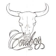 Image Result For Deer Skull Drawing Easy Deer Skull Drawing Bull Skull Tattoos Cowboy Tattoos