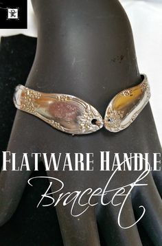 Silverware Handle Bracelet | Redo It Yourself Inspirations : Silverware Handle…