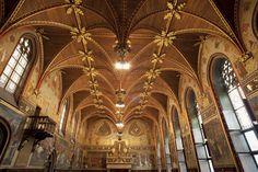 Sala Gótica del Ayuntamiento, Brujas (Bélgica)