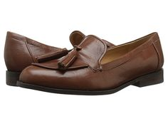 Nine West Tirado Dark Natural Leather - Zappos.com Free Shipping BOTH Ways