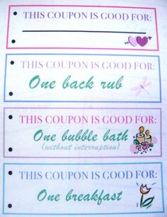 From Cul-de-sac Cool: DIY PRINTABLE MOTHER'S DAY COUPON BOOK 'YO ...