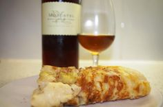 Banana and Cinnamon Pancake with Moscatel Reserva de Familia, Malaga Virgen, Malaga Spain 50cl £11.99   http://stickywines.co.uk/