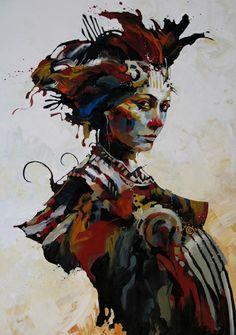 Bruce Holwerda - Hoover, AL Artist - Featured - Painters - Artistaday.com
