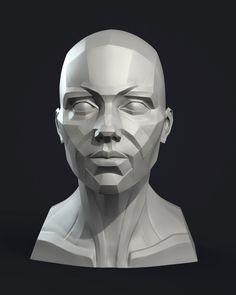 Plains of the Head, ecorche, обрубочная голова, rinat Salakhutdinov on ArtStation at http://www.artstation.com/artwork/plains-of-the-head-ecorche-d9aea63c-2bec-4f03-bb64-0fee7ed17f4d