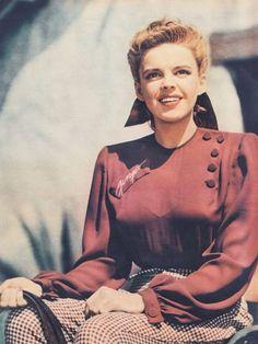 meet the beat of my heart...Judy Garland