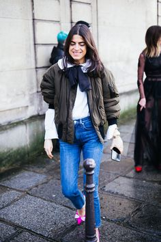 Paris Fashion Week Street Style: Day 5 and 6 - Man Repeller