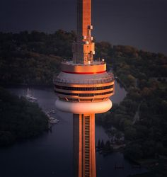 Torre Cn, Toronto Ontario Canada, Cn Tower, Cowboy Art, House Design, Bora Bora, Architecture, Towers, City