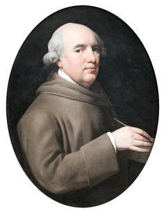 George Stubbs · Autoritratto · 1781 · National Portrait Gallery · London