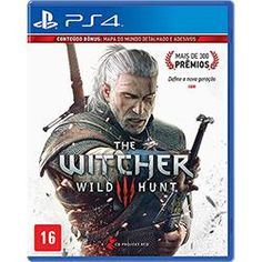 Games Game - The Witcher 3: Wild Hunt - PS4