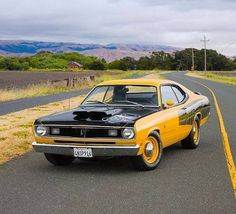 #Plymouth Duster
