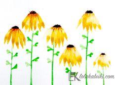 Flores en acuarela sobre papel. #acuarela, #watercolor, #aquarelle, #flores, #flowers Watercolor, Flowers, Painting, Portraits, Paintings, Paper Envelopes, Illustrations, Artists, Art