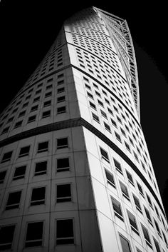 Turning Torso. Available as poster at printler.com, the marketplace for photo art. Photography Jonas Arnell.