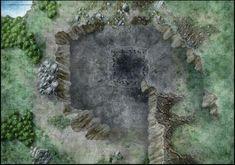 wasteland battlemaps - Google Search