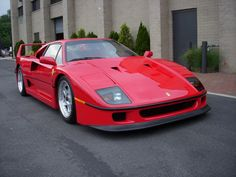 Check out this awesome 1990 #ferrari #f40 for sale on SpeedList!