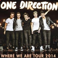 YAY!!! I can't belive it, I got tickets for their concert in Düsseldorf (Germany) and I'm more than happy!!!!! I just can't belive it!!!