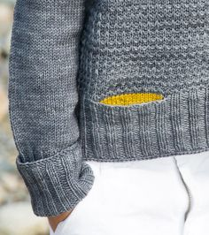 Ravelry: Maritime Pullover by Isabell Kraemer