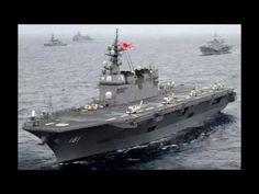 top 10 buques de guerra más grandes del mundo