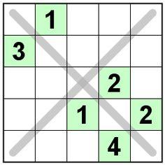 Number Logic Puzzles: 21226 - Sudoku size 5