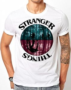 Camiseta Stranger Things Demogorgon