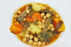 El guiso de LA OLLA GITANA, típica de Murcia, es un potaje ideal para los amantes de las legumbres. Si quieres elaborar un plato exquisito y saludable, en Cuchara Española te enseñamos como hacerlo. http://www.cucharaespanola.com/ES/CocinaSabrosaYSaludable/Receta/Murcia/Invierno