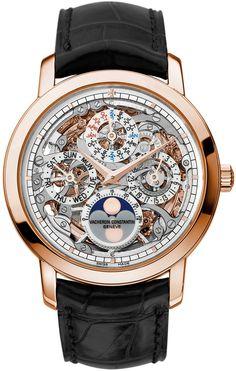 43172/000r-9241 Vacheron Constantin Patrimony Traditionnelle Skeleton Perpetual Calendar Mens Watch