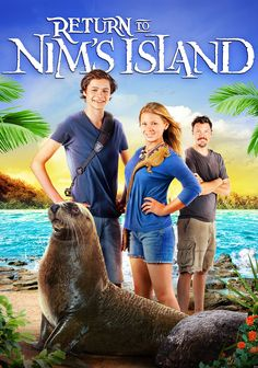 Return To Nim's Island (2013) | Join The Rescue & Save The Island