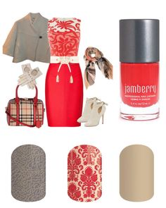 Lovely look for Valentines
