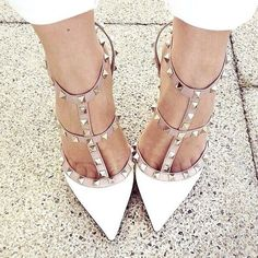 I Take Back What I Said About Only Wanting ONE PAIR Of White Heels... I Want These Too