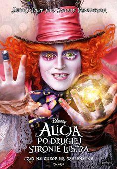 Alicja po drugiej stronie lustra / Alice Through the Looking Glass (2016) Napisy PL obejrzyj cały film online