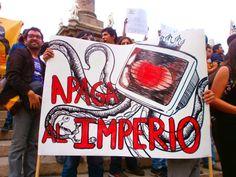 El plan de acción del movimiento #YoSoy132.