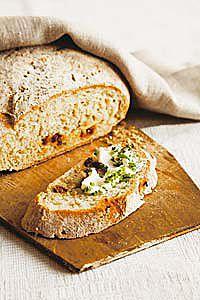 Tomaatti-rosmariinileipä | Reseptit | Valintatalo