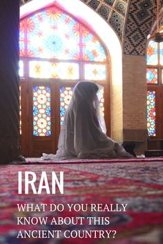 Iran is often mentioned on Western news outlets, but what do you REALLY know about this ancient country? Here are six things you should know about Iran.