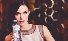 Pride & Prejudice (2005) Blog: Watch: Keira Knightley as the new face of Austrain's VÖSLAUER (Mineral Water) – Campaign 2013