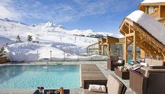 Hotel Annapurna #France #Courchevel #hiver