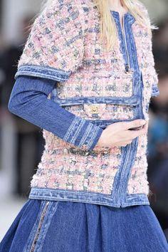 Chanel, Fall 2016, Paris, firstVIEW.com