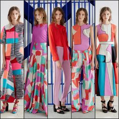 Roksanda Resort 2016 - Google Search