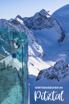 In diesem Artikel erzählen wir euch von unseren märchenhaften Tagen im Pitztal und vom höchstgelegenen Café Österreichs. Das romantische Tiroler Alpental ist ein wahres Ski- und Langlaufparadies. Winter, Mount Everest, Mountains, Nature, Blog, Travel, Cultural Diversity, Paradise, Alps