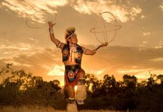 Choctaw Indian  The Beauty and Power of Native Hoop Dancers!