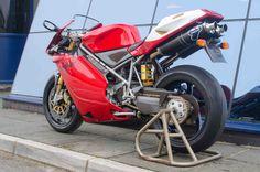 Ducati 998, Pista, Bike Stuff, Carbon Fiber, Motorbikes, Automobile, Motorcycles, Racing, Cars